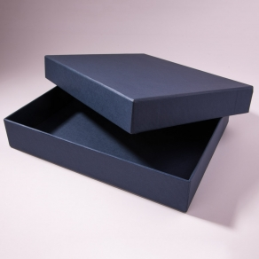 Lid-bottom boxes